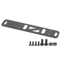 3Racing Mounting Plate For Winch (3R-CR01-27)