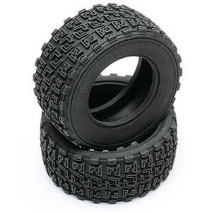 ASSOCIATED QUALIFIER PRO RALLY TYRES (WITH INSERTS) PR