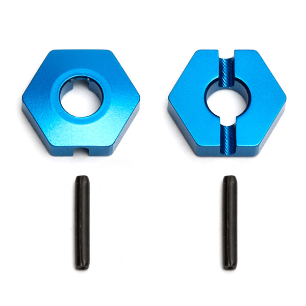 ASSOCIATED B44.3 12mm FRONT HEX (FITS ALL B44 VARIANTS)