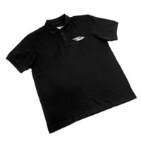 "Bionic ""Polo Shirt"" Embroided Logo Xl"