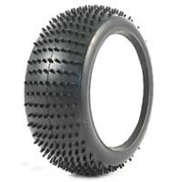 Fastrax 1/8 'spear' Spike Tyre (pr)