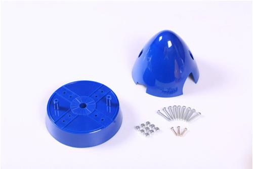 FMS P51B SNOOT SNIPER SPINNER (BLUE)