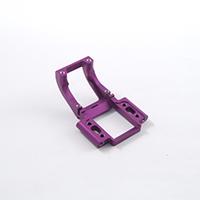 Fastrax Hpi Mt2 Front Lower Arm Bulkhead W/screws