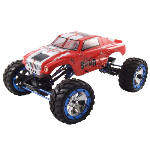 FTX Spyder 1/10th Super Sized 4WD ARTR Rock Crawler