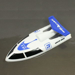 FASTWAVE F1 STINGRAY COVER - BLUE