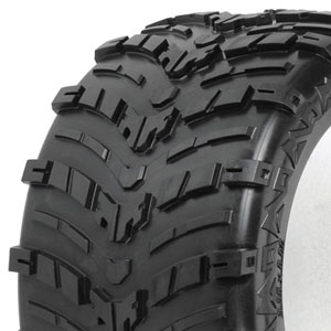 "PRO-LINE 'SHOCKWAVE' 3.8"" (TRAXXAS STYLE BEAD) TYRES"