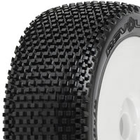 Pro-Line 'revolver 2.0' M3 1/8 Buggy Tyres W/closed Cell