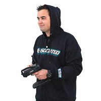 ASSOCIATED AE 2013 ZIP HOODIE (L)
