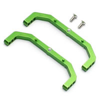 Venom Battery Mount For Axial AX10 Scorpion - Green