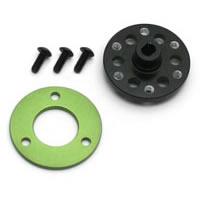 Venom Gear Adaptor For Axial AX10 Scorpion - Green