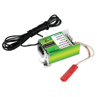4-IN-1 RECEIVER/GYRO - 3D MICRO