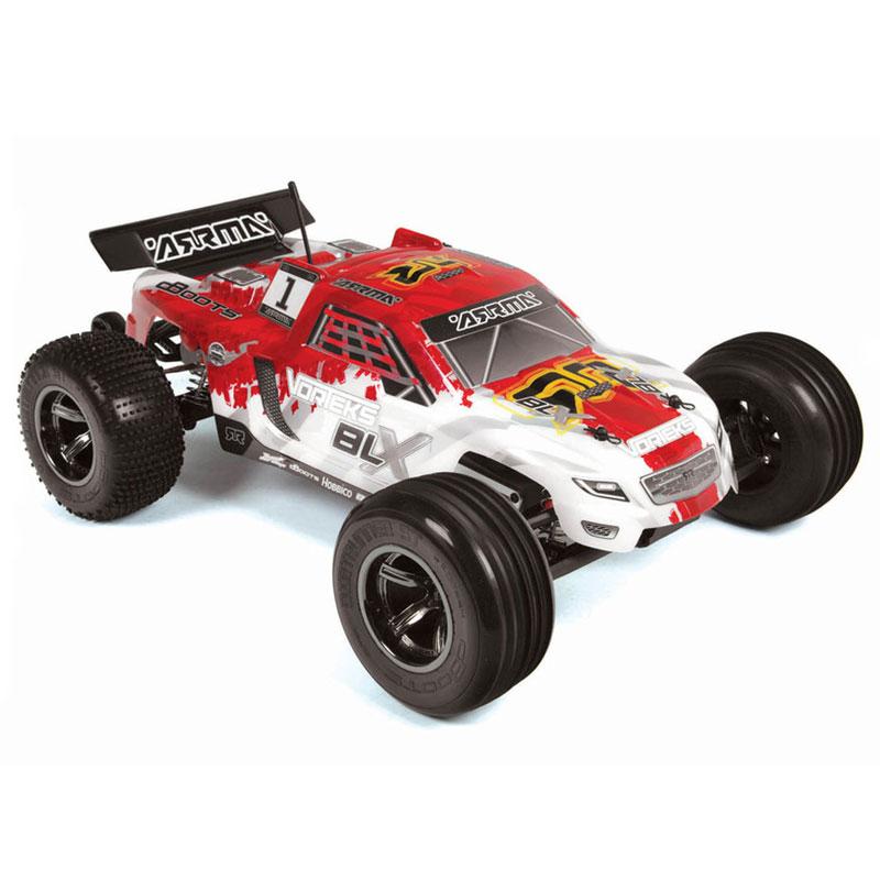 ARRMA VORTEK BLX 1/10 2WD RACE TRUCK RTR