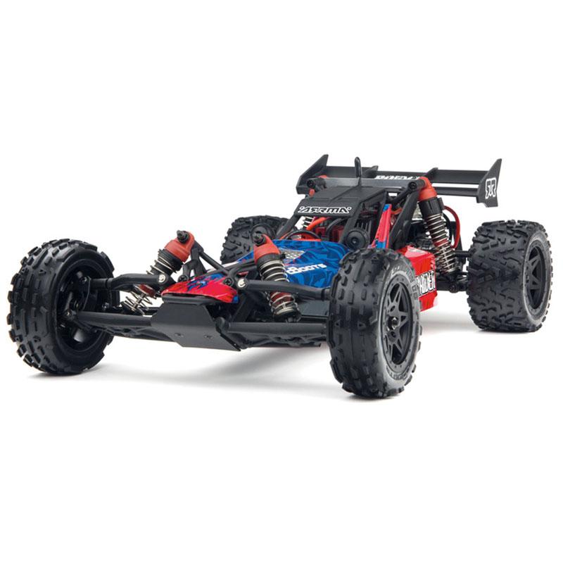ARRMA RAIDER MEGA 1/10 2WD BUGGY RTR RED/BLU