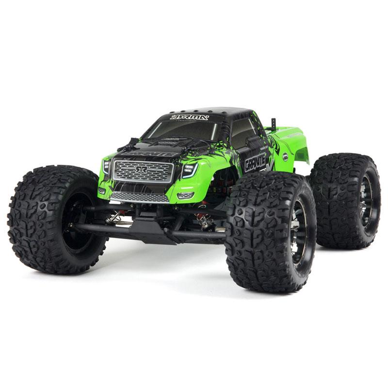 ARRMA GRANITE BLX 1/10 2WD MONSTER TRUCK RTR