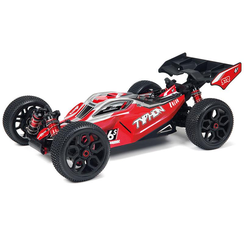 ARRMA TYPHON 6S V2 BLX 4WD 1/8 RACE BUGGY RTR