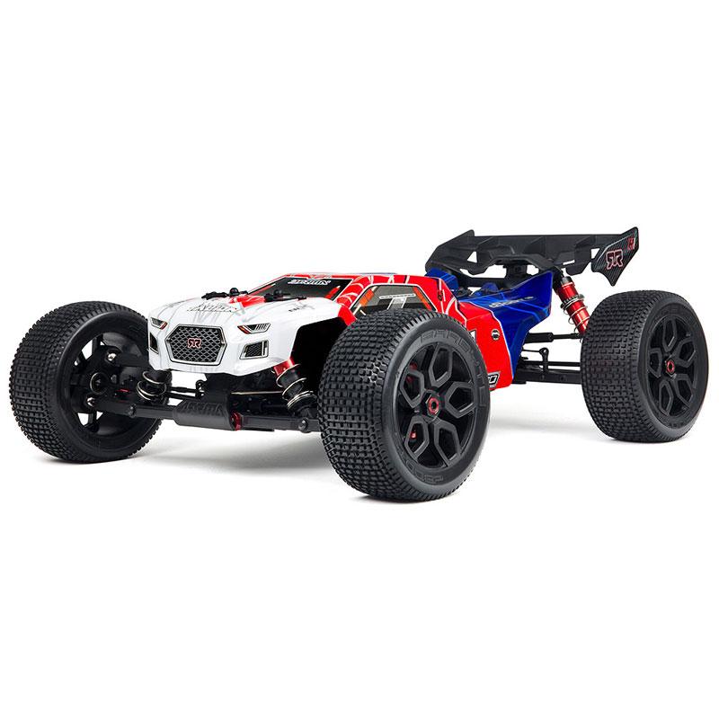 ARRMA TALION 6S V2 BLX 4WD 1/8 RTR RACE TRUGGY