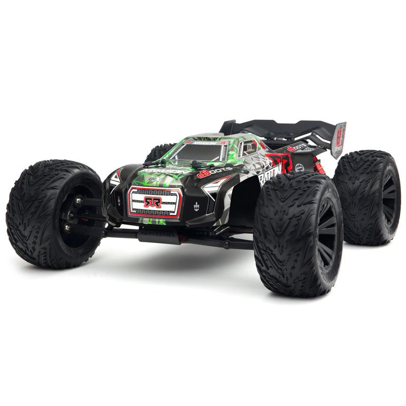 ARRMA KRATON 6S V2 BLX 4WD 1/8 MONSTER TRUCK RTR GREEN