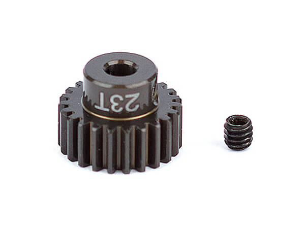 ASSOCIATED FACTORY TEAM ALUM. PINION GEAR 23T 48DP 1/8