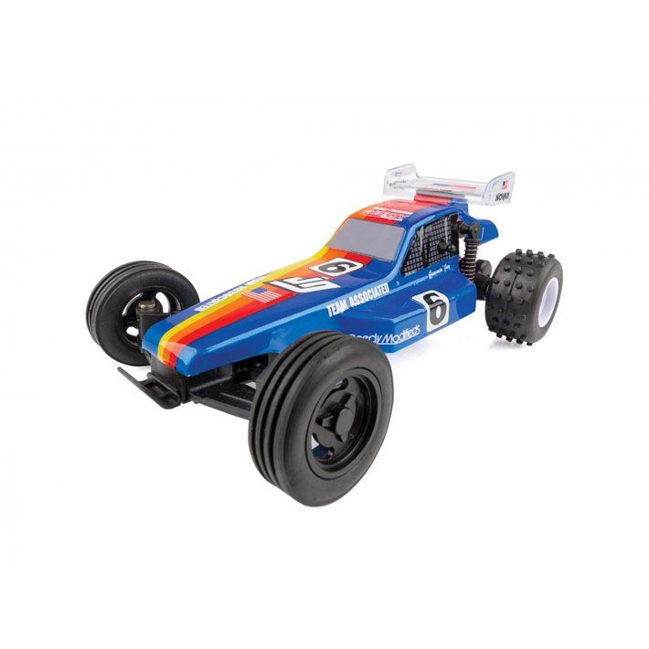 ASSOCIATED AE QUALIFIER SERIES RC28 1:28 JAMMIN' JAY HALSEY REPLICA