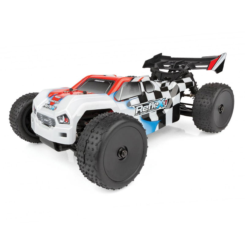 TEAM ASSOCIATED REFLEX 14T BRUSHLESS RTR TRUGGY