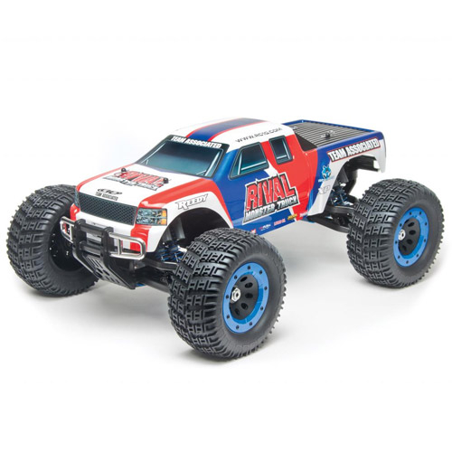 TEAM ASSOCIATED AE QUALIFIER SERIES RTR RIVAL MT TRUCK