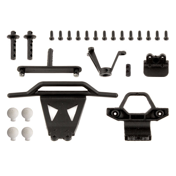 ASSOCIATED RC28/SC28 PLASTIC PARTS