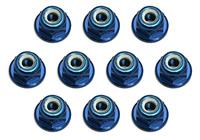 Team Associated Factory Team Blue 3mm Locknut