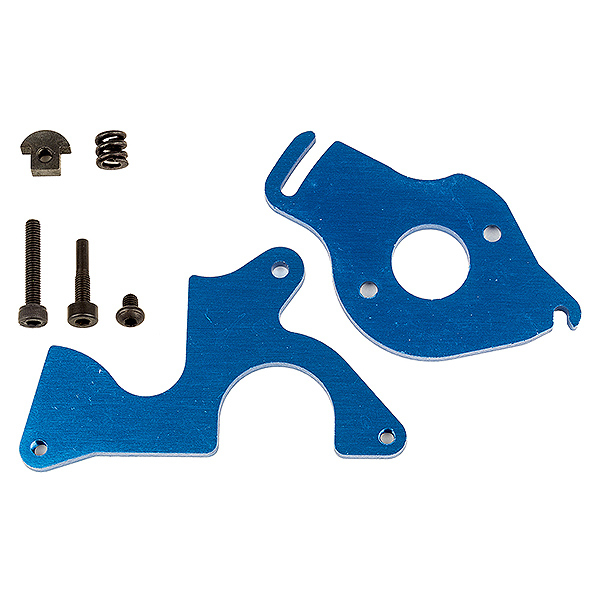 TEAM ASSOCIATED RIVAL MT10 MOTOR MOUNT SET