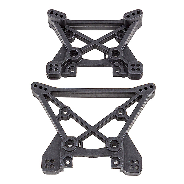 TEAM ASSOCIATED RIVAL MT10 SHOCK TOWER SET