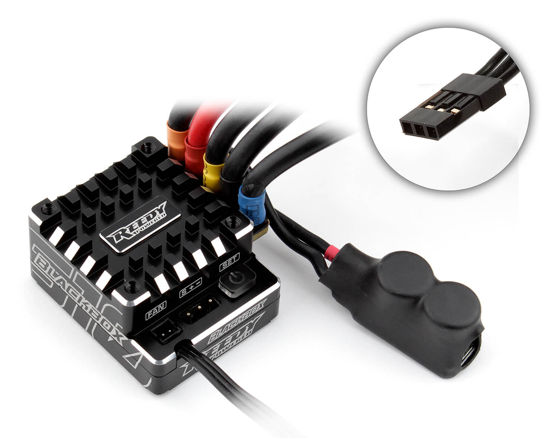 REEDY BLACKBOX 510R 2S COMPETITION BRUSHLESS ESC