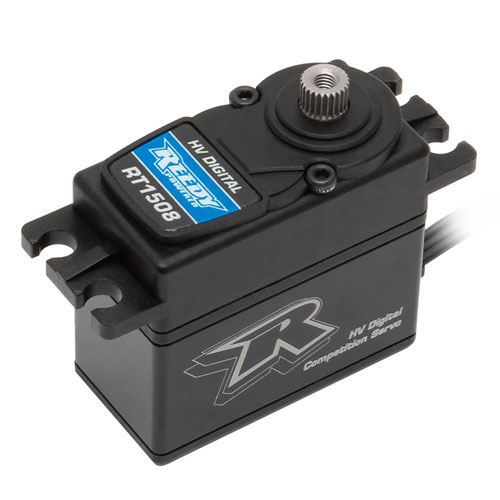 REEDY RT1508 DIGITAL HV HI-TORQUE COMPETITION SERVO