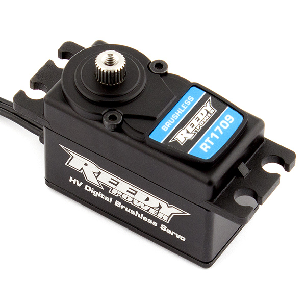 REEDY RT1709 LOW PROFILE DIGITAL HV BRUSHLESS COMPETITION SERVO