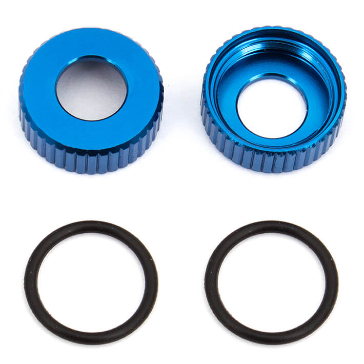 TEAM ASSOCIATED TC7.1 SHOCK BOTTOM CAP (2)