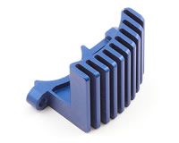 Team Associated Factory Blue Machined Motor Clamp