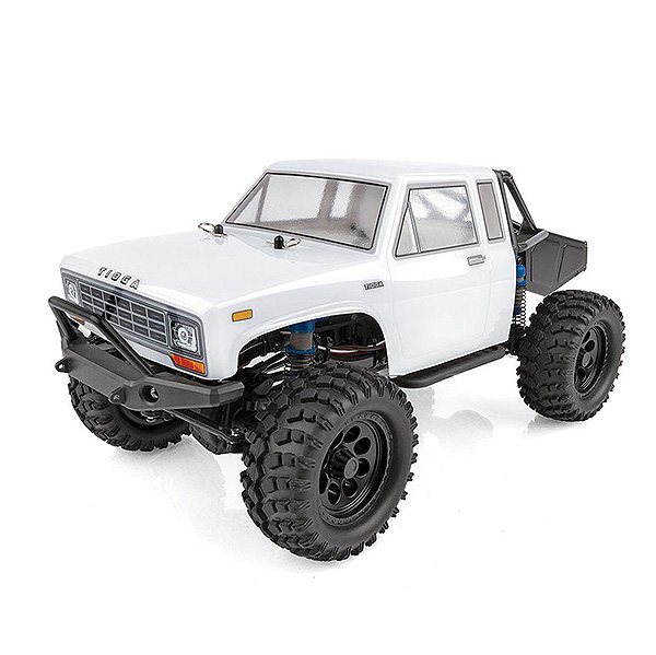 TEAM ASSOCIATED CR12 TIOGA TRAIL TRUCK RTR - GREY