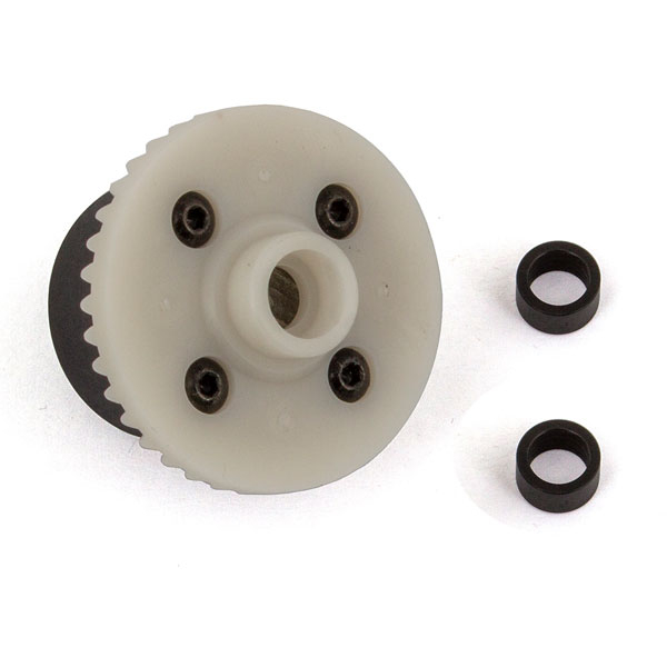 ASSOCIATED CR12 DIFFERENTIAL SET