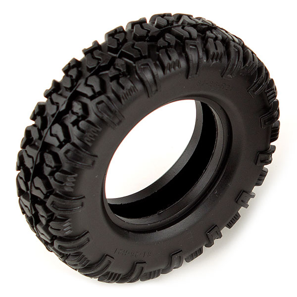 ASSOCIATED CR12 MULTI-TERRAIN TYRES (PR)