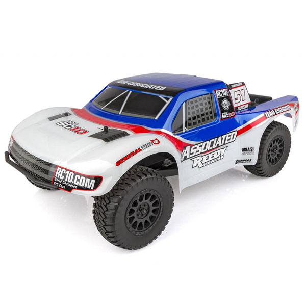 TEAM ASSOCIATED ProSC10 AE BRUSHLESS RTR TRUCK