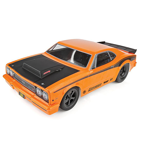 TEAM ASSOCIATED DR10 DRAG RACE CAR RTR - Orange