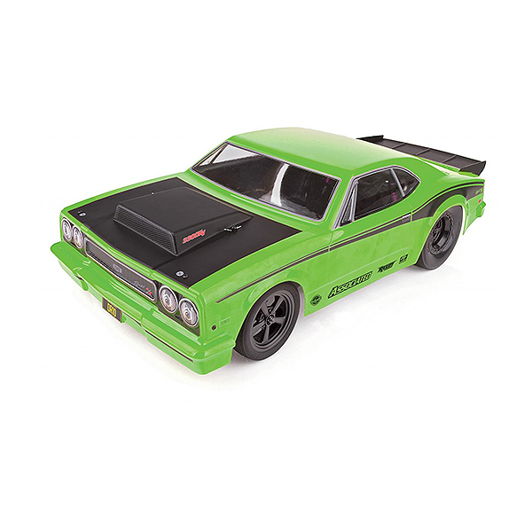 TEAM ASSOCIATED DR10 DRAG RACE CAR RTR - GREEN