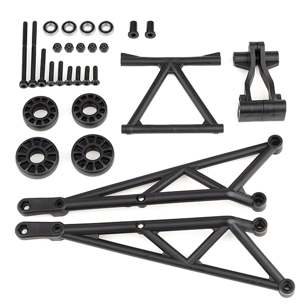 TEAM ASSOCIATED DR10 WHEELIE BAR SET