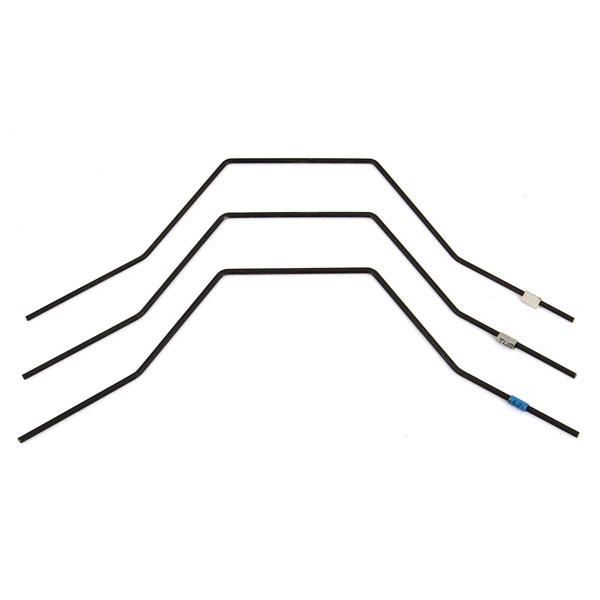 TEAM ASSOCIATED SC6.1/T6.1 REAR ANTI-ROLL BAR SET