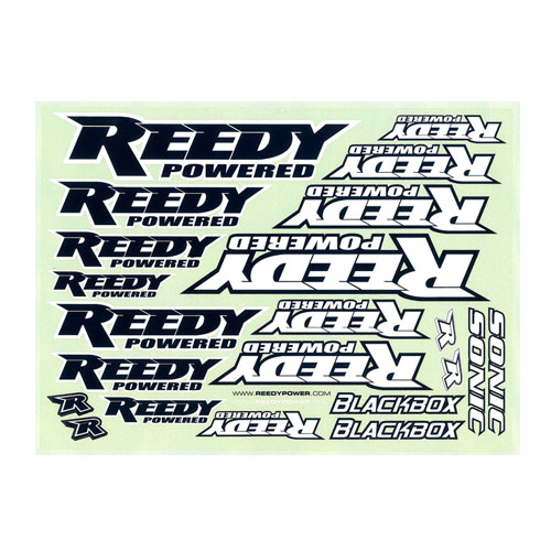 REEDY 2016 DECAL SHEET