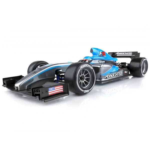 TEAM ASSOCIATED RC10F6 1/10 SCALE F1 FACTORY TEAM KIT