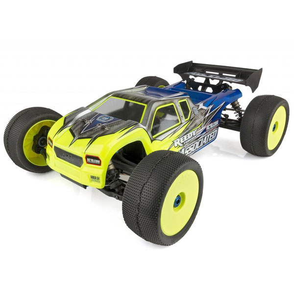 TEAM ASSOCIATED RC8T3.1 TEAM KIT 1/8 NITRO TRUGGY