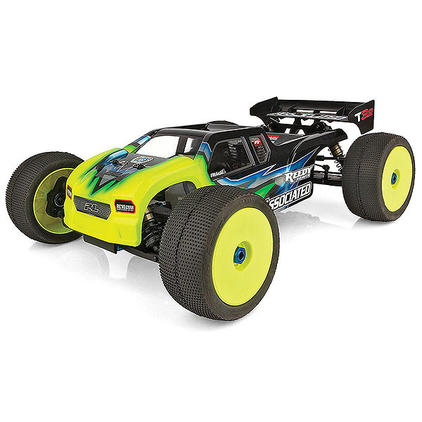 TEAM ASSOCIATED RC8T3.2 TEAM KIT 1/8 NITRO TRUGGY