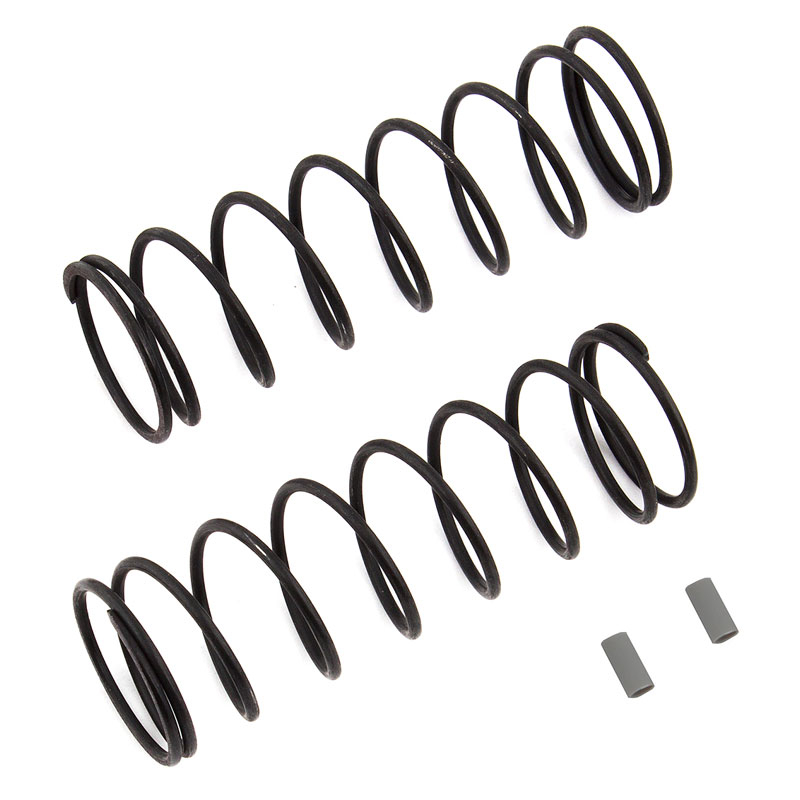 ASSOCIATED FRONT SPRINGS V2 GREY 5.3LB/IN RC8B3/RC8B3.1//RC8B3.2