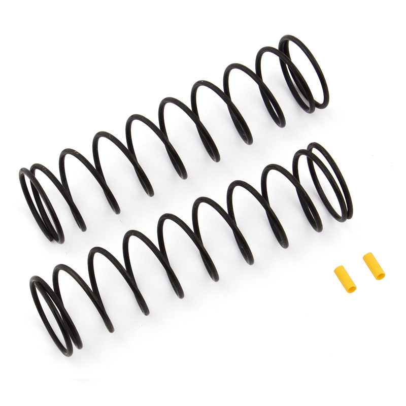 ASSOCIATED REAR SPRINGS V2 YELLOW 4.4LB/IN RC8B3/RC8B3.1/RC8B3.2