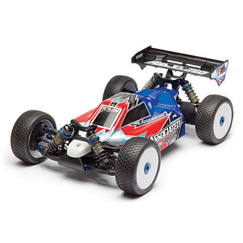 TEAM ASSOCIATED RC8B3e/RC8B3.1e//RC8B3.2 PRO-LINE BODY (CLEAR W/MASKS)