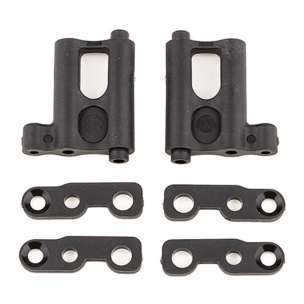 ASSOCIATED RC8B3.2 RADIO TRAY POSTS AND SPACERS